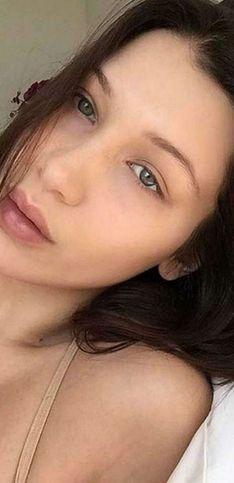 Famosas con maquillaje vs famosas al natural ¡dicen sí a la belleza real!