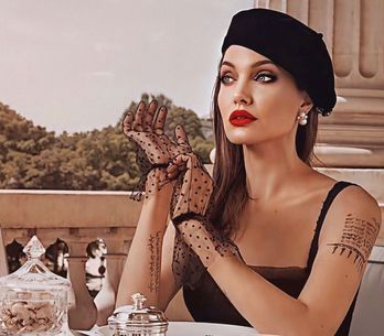 El estilo de Angelina Jolie: así han evolucionado sus looks en 20 años