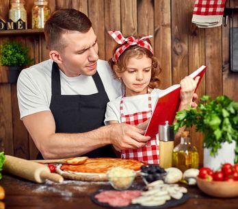 Recetas familiares para hacer en casa