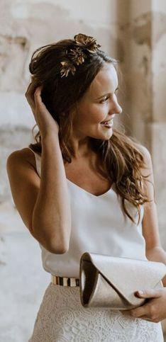 Semirecogidos para novias: ficha las ideas más inspiradoras y elige la tuya