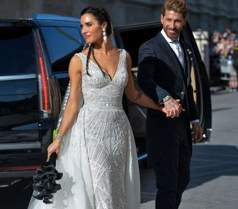 ¡Top Bodas! De Pilar Rubio a Meghan Markle, los mejores vestidos de novia de las famosas