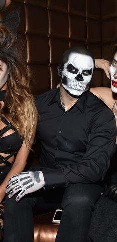 ¡Ranking terrorífico! Los mejores disfraces de Halloween de los famosos
