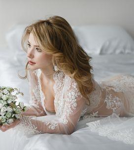 Lencería para novias: perfecta por dentro y por fuera