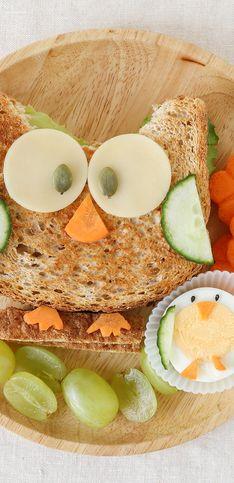 40 merende alternative per lo spuntino dei tuoi bambini