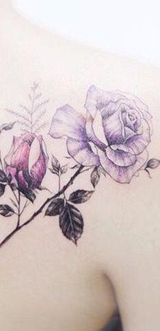 Tatuaggi Fiore: il soggetto perfetto per un tatuaggio femminile!