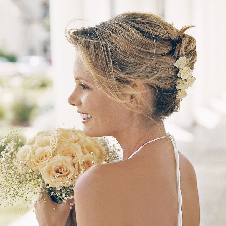 3461541be25c Acconciature da sposa  i raccolti più chic per il giorno del tuo matrimonio!