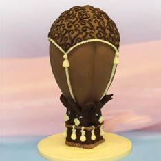 Uova di Pasqua originali: quando il cioccolato diventa un'opera d'arte!