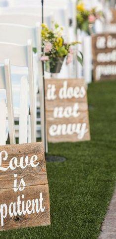 50 idee di decorazioni per un matrimonio fai-da-te