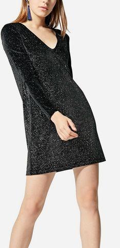 Glitter mania per la moda autunno inverno 2017 2018