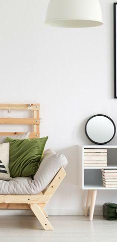 30 trucchi di design per rendere più spaziosa una casa piccola