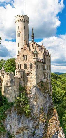 I 50 castelli più belli del mondo