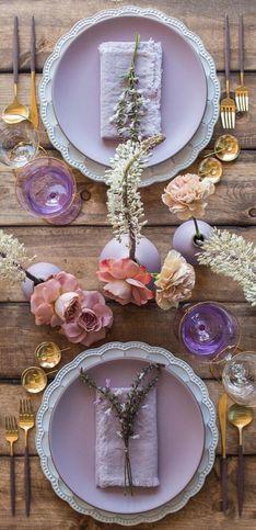 Come apparecchiare la tavola a Pasqua: le idee più originali!