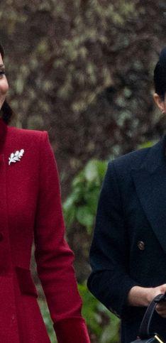 Kate vs Meghan: i look premaman a confronto!