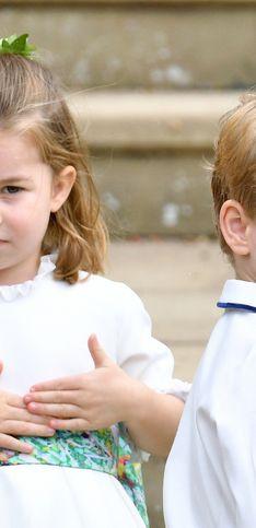 I bambini delle famiglie reali europee: tutti i loro scatti più belli!