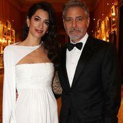 cc58c4cc8e65 ... Le foto più belle di Amal e George Clooney  la coppia icona di stile di  Hollywood