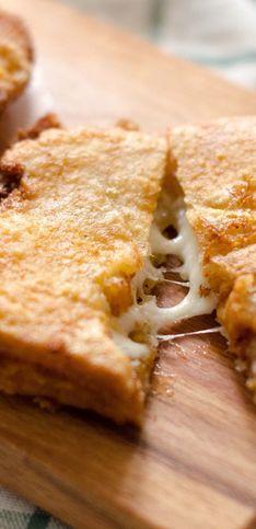 Mozzarella in carrozza con pancarrè: come realizzare uno dei piatti più golosi!