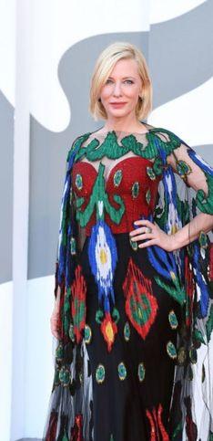 Tutti i look delle star alla Mostra del Cinema di Venezia 2020