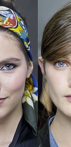 Trucco occhi azzurri: 25 idee per abbinare i colori
