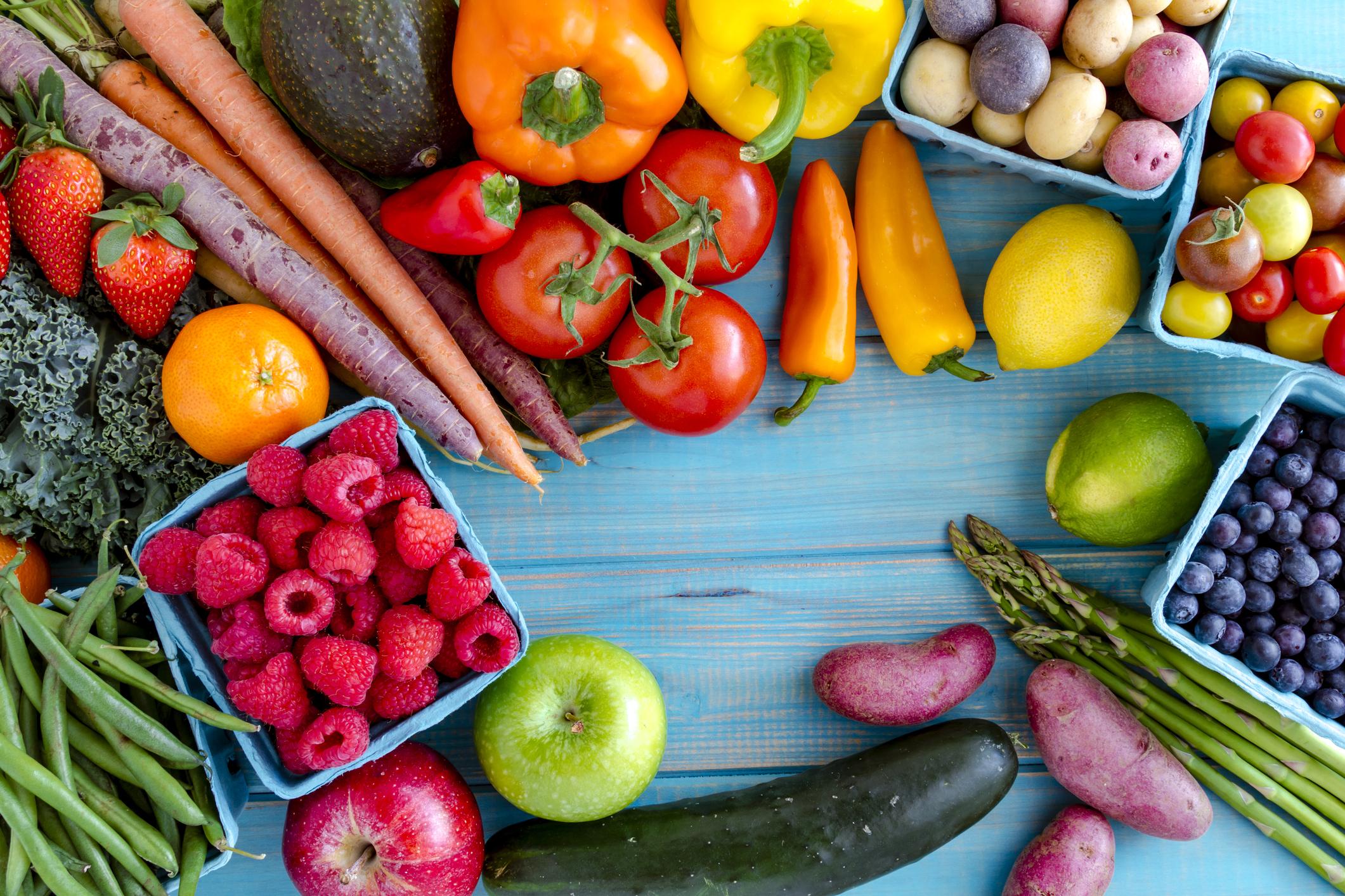 Die 8 gesündesten Lebensmittel