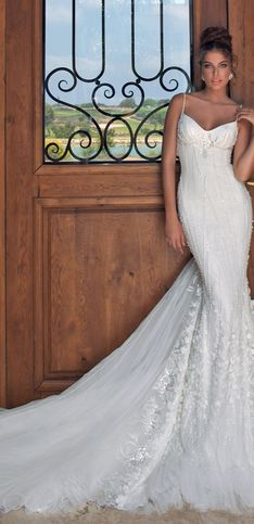 DAS sind die schönsten Meerjungfrau-Brautkleider 2018/2019!