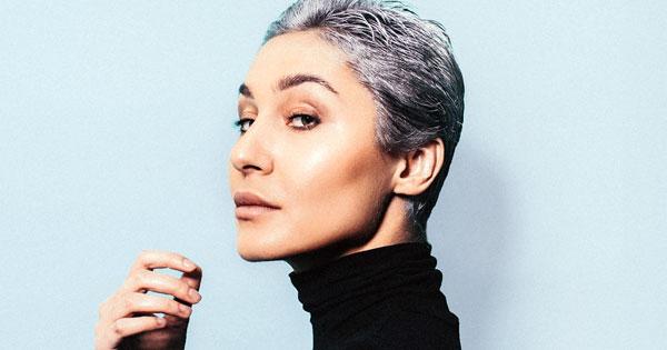 Frisuren für graue Haare: 24 tolle Ideen! : Fotoalbum ...