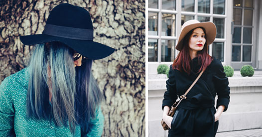 Bunte Haare Die Schonsten Styles Und Haarfarben Trends 2018