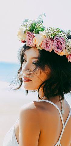 Short & beautiful: Die schönsten Brautfrisuren für kurze Haare