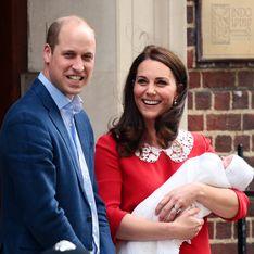 Prinz Louis: Die schönsten Bilder des jüngsten Royal-Baby