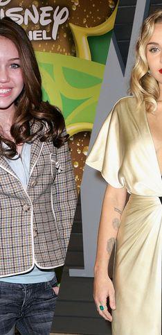 Vom Disney-Star zum Bad Girl: So krass hat sich Miley Cyrus verändert