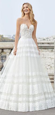 Brautkleider-Trends 2021: Das sind die schönsten Hochzeitskleider