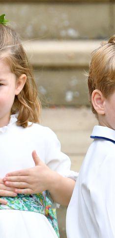 Royal-Kinder: Diese strengen Regeln müssen George und Co. befolgen