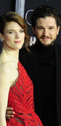 Game of Thrones: Die Stars auf dem roten Teppich der Premiere