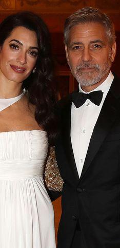 Amal und George Clooney: Die schönsten Bilder von Hollywoods Traumpaar
