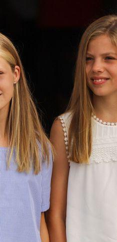 Leonor und Sofía von Spanien: So haben sie sich verändert