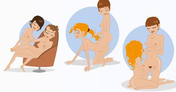 Sex stellungen für frauen