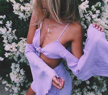 Prepare-se para ter muuuitos looks lilás no guarda-roupa