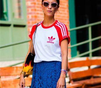 Peças sporty e sofisticadas no mesmo look? Sim, você pode!