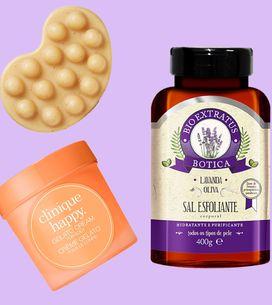 Os produtos que você precisa para fazer um dia de spa em casa