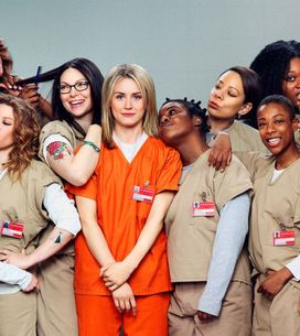 Here's What The Orange Is The New Black Cast Look Like Out Of Their Jumpsuits