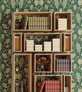The Best Bookshelves For Bibliophiles, As Told By Pinterest