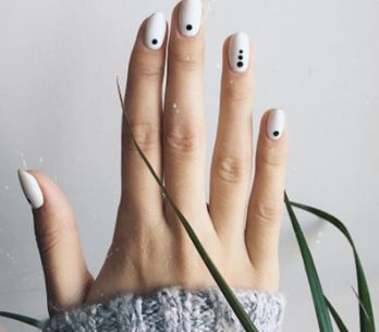 52 Manicure Ideas Perfect For Autumn/Winter Nails