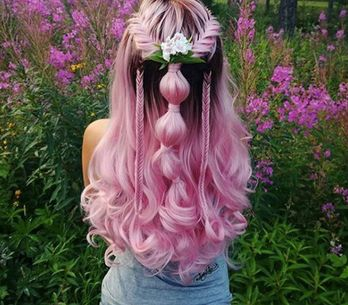 The Best Bubble Braid Styles As Told By Instagram