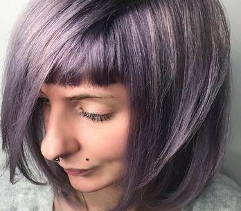 Metallic Hair: the colours trending on Instagram