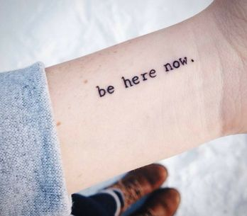 Wrist Tattoos: fantastic ideas