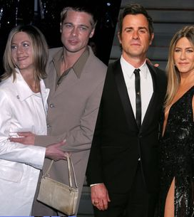 Jennifer Aniston's dating history