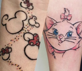 Disney Tattoo ideas