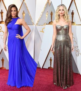The best dressed list at the Oscars 2018
