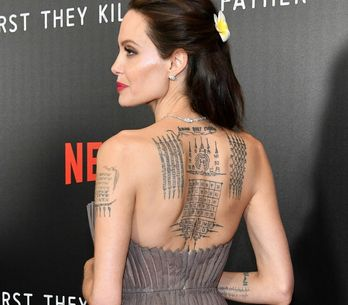 Stylish celebrity tattoos