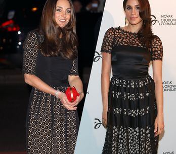 Kate vs Meghan: who wore it better?