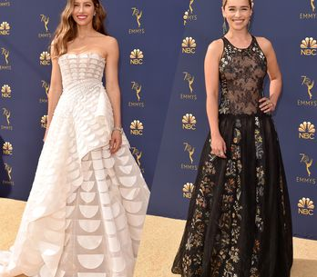 The most beautiful looks spotted on the red carpet Emmy Awards 2018